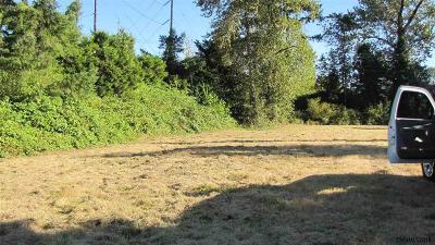 Sweet Home Residential Lots & Land For Sale: * (Behind 1643) Tamarack St