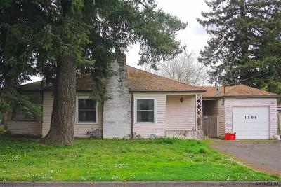 Salem OR Single Family Home For Sale: $170,000