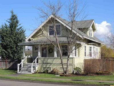 Mt Angel Single Family Home Active Under Contract: 415 N Main St