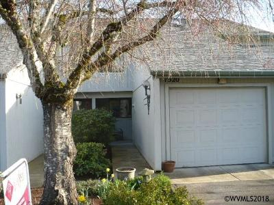 Salem OR Single Family Home Active Under Contract: $139,900