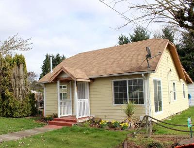 Aumsville Single Family Home Active Under Contract: 11466 McClellan Ln