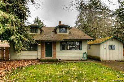 Keizer Single Family Home For Sale: 4250 Verda Ln
