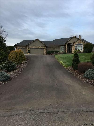 Turner Single Family Home Active Under Contract: 8497 Valley Wy