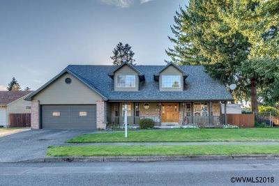 Stayton Single Family Home For Sale: 1475 N 4th Av