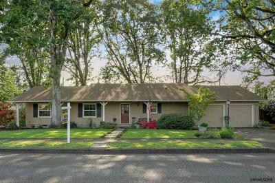 Stayton Single Family Home Active Under Contract: 1169 N Evergreen Av
