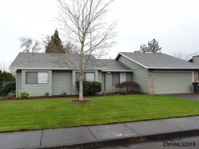 Monmouth Single Family Home For Sale: 391 Suzana St