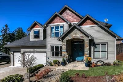 Turner Single Family Home For Sale: 6935 Rock View Dr