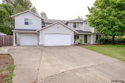 Sweet Home Single Family Home Active Under Contract: 2890 Fir Ct