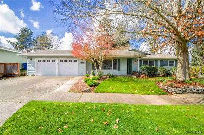 Keizer Single Family Home For Sale: 6083 12th Av