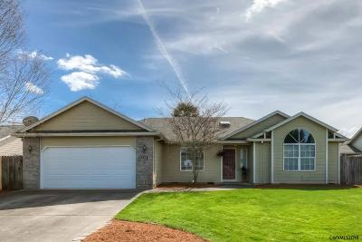 Keizer Single Family Home Active Under Contract: 1274 Prairie Clover Av