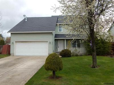 Stayton Single Family Home For Sale: 1033 Western Ct