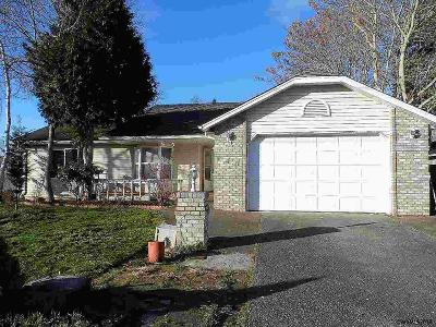 Keizer Single Family Home Active Under Contract: 185 Stark St