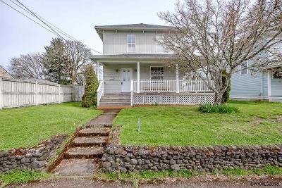 Dallas Single Family Home Active Under Contract: 632 SW Washington St