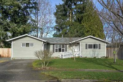 Stayton Single Family Home Active Under Contract: 1730 Wilmington Pl
