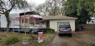 Albany Single Family Home For Sale: 1020 22nd Av