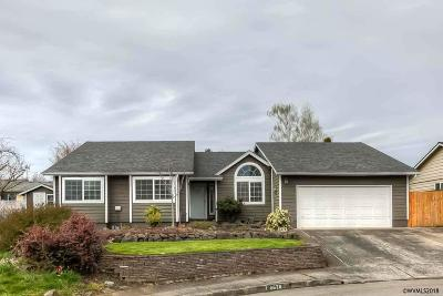 Keizer Single Family Home Active Under Contract: 6673 Rock Crystal Ln