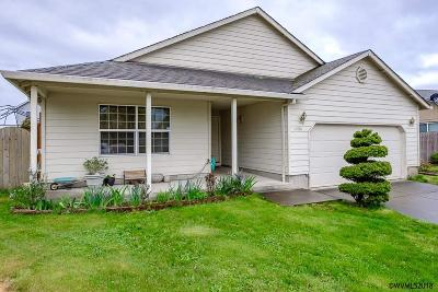 Salem Single Family Home For Sale: 4930 Stroll Ct
