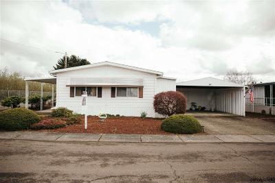 Keizer Manufactured Home For Sale: 1055 Lockhaven (#40) Dr