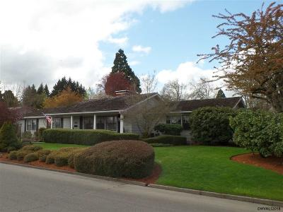 Monmouth Single Family Home For Sale: 310 Candlewood Wy