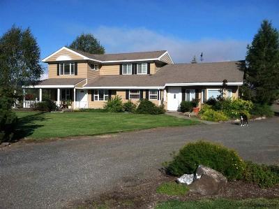 Scio Single Family Home For Sale: 38665 Richardson Gap Rd
