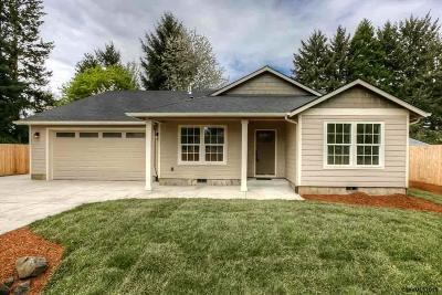 Keizer Single Family Home For Sale: 5081 Chehalis Dr