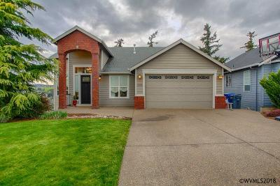Salem Single Family Home Active Under Contract: 2503 Dalke Ridge Dr