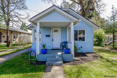 Albany Single Family Home For Sale: 317 Pine St