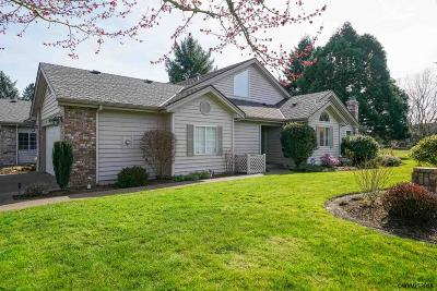Keizer Single Family Home Active Under Contract: 462 Fountain Ct