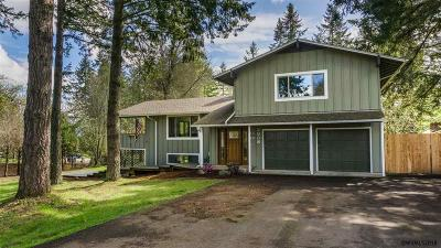 Albany Single Family Home Active Under Contract: 2838 Valley View Dr