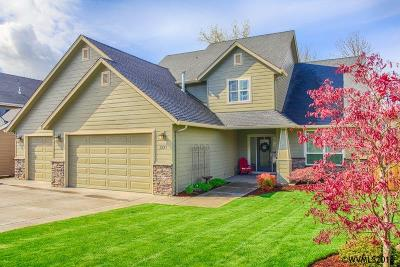 Salem Single Family Home Active Under Contract: 1327 West Meadows Dr
