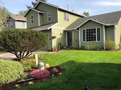 Keizer Single Family Home Active Under Contract: 2098 Allendale Wy