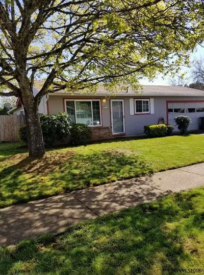 Salem Single Family Home Active Under Contract: 970 Fabry Rd