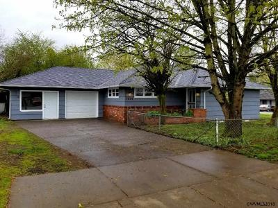 Turner Single Family Home Active Under Contract: 7630 3rd St