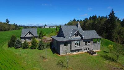 Dallas Single Family Home For Sale: 15660 Oakdale Rd