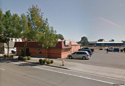 Salem Commercial For Sale: 2360 Fairgrounds Road