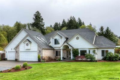 Salem Single Family Home Active Under Contract: 4968 Circuit Rider Ln