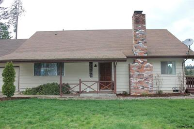 Sweet Home Single Family Home For Sale: 337 Holley Rd