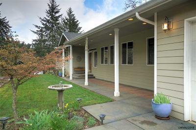 Turner Single Family Home For Sale: 3711 Rainbow Ridge Ln