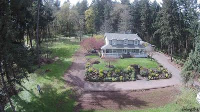 Salem Single Family Home For Sale: 12400 Kirkwood Rd NW