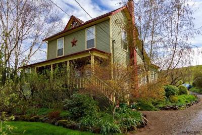 Salem Single Family Home For Sale: 8292 Redstone Av