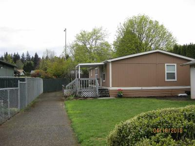 Salem Manufactured Home Active Under Contract: 5026 Cumberland (#26) St #26