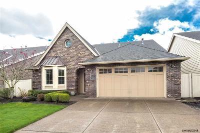 Woodburn Single Family Home For Sale: 518 Troon Av