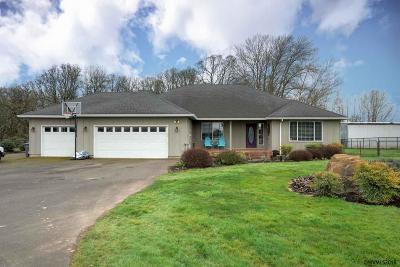Salem Single Family Home For Sale: 4180 Cordon Rd