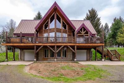 Turner Single Family Home For Sale: 4066 Cloverdale Dr