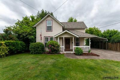 Monmouth Single Family Home Active Under Contract: 909 Main St