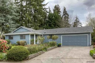 Salem Single Family Home For Sale: 2062 Lone Fir Ct