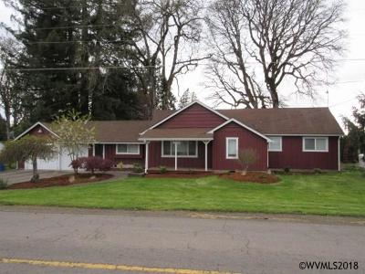 Salem Single Family Home For Sale: 6975 Lakeside Dr