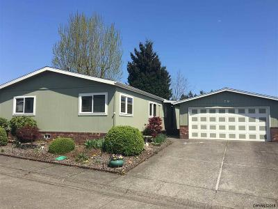 Salem Manufactured Home For Sale: 2120 Robins Ln #79