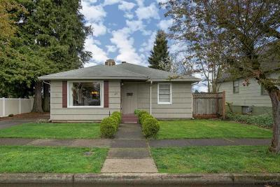 Stayton Single Family Home Active Under Contract: 515 E Jefferson St