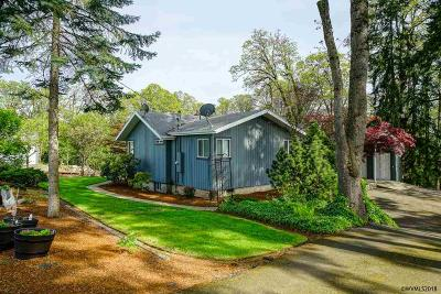 Aumsville Single Family Home For Sale: 6924 Shaw Hwy
